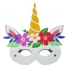 Máscara Carnaval Unicornio 1