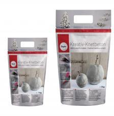 Cemento creativo en polvo para amasar Rayher. 1 Kg y 3 kg