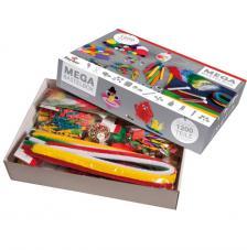 Kit de iniciación con materiales de manualidades para niños