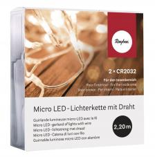 Micro guirnalda luces LED 220cm
