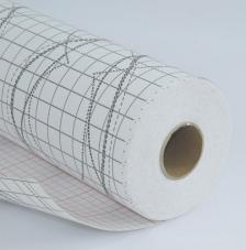 2 sides adhesive paper, 25m x 120cm roll