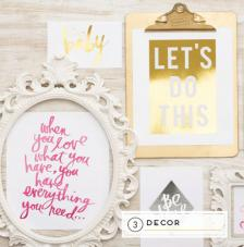 Decoracions Minc