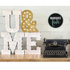 Letras Marquee Love