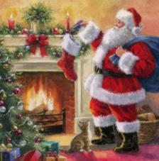 Servilletas Navidad