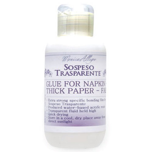 Cola decoupage per paper i tela 100 ml
