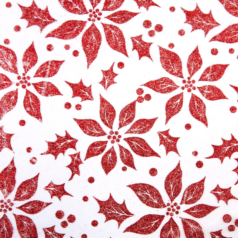 Tissu Bach 31 roll 30cmx5m - red