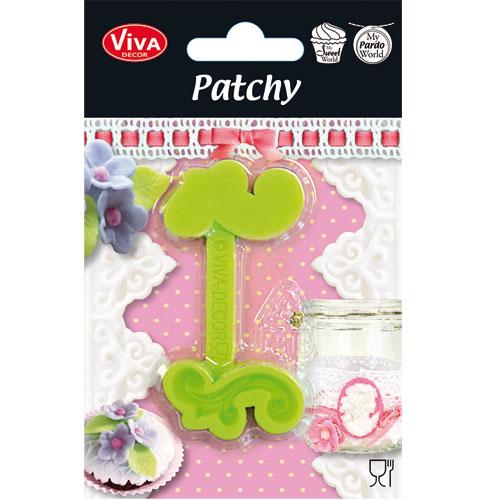 Patchy Curlicue petit 7,5 cm