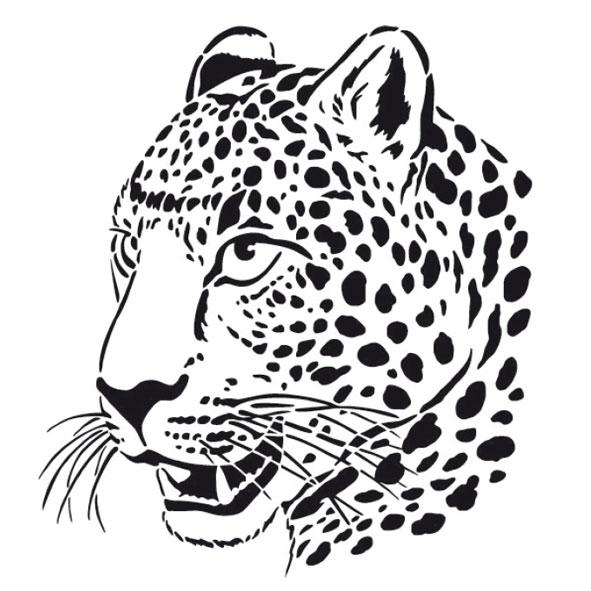 Stencil 21x29,7 cm. Model 325