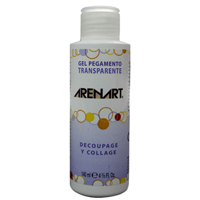 Gel decoupage ARENART 140 ml