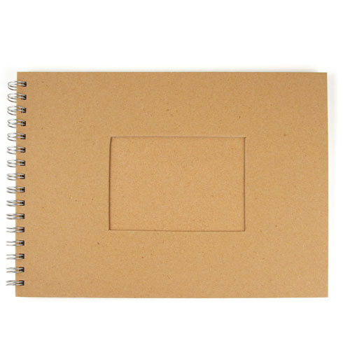 Album 30 hojas marco 21x29,7 cm