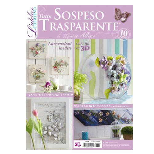 Magazine 10 years of transparente sospeso