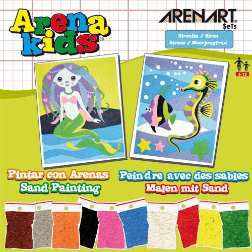ArenaKids: Sirenita