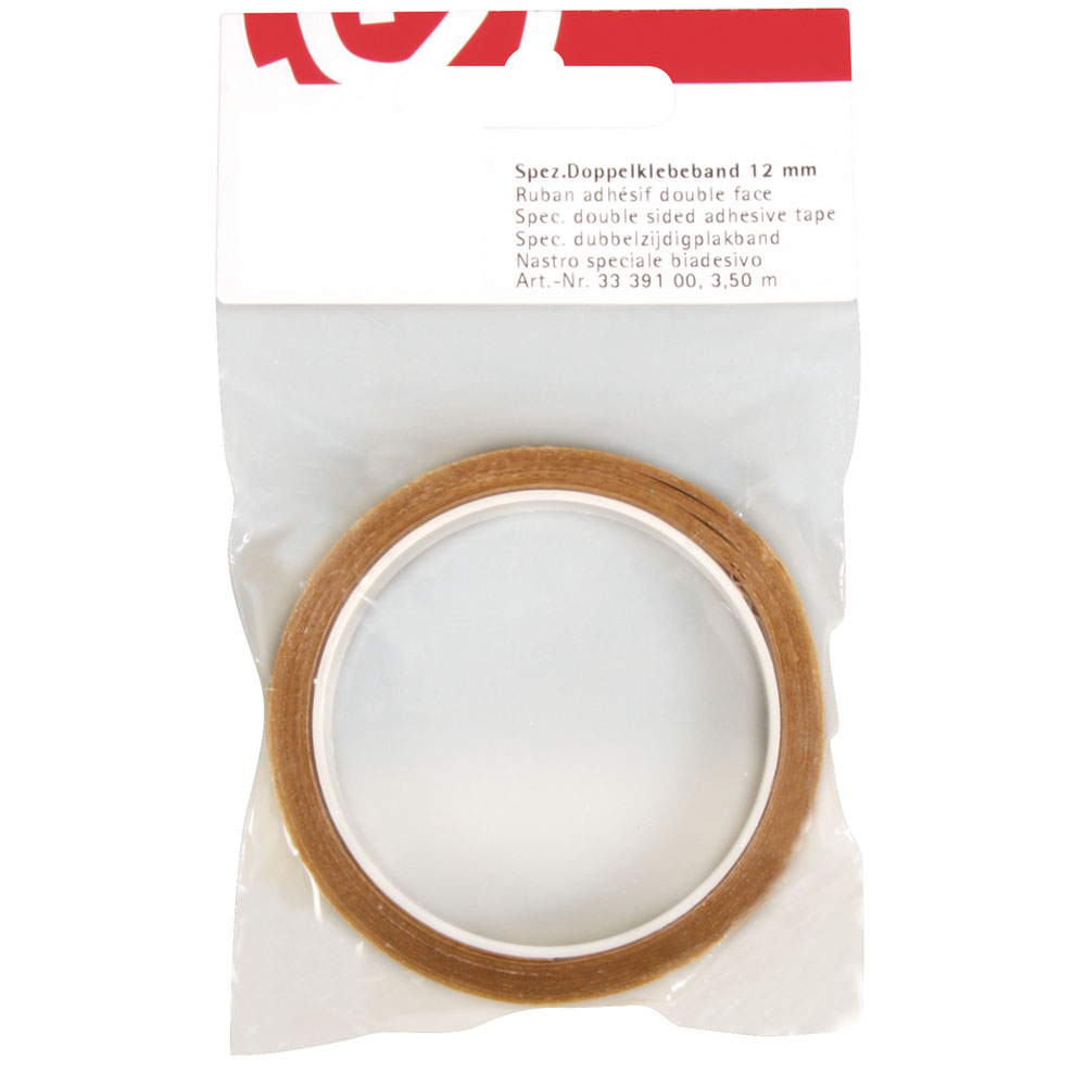2 double-sided adhesive tapes. 6mm. 10m