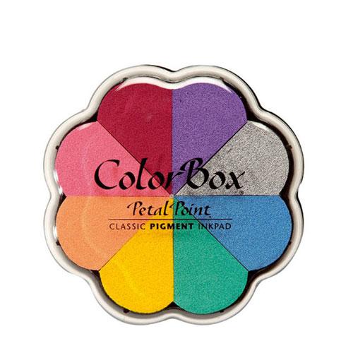 Petal 8 tintes colorbox secat lent. Enchantment.