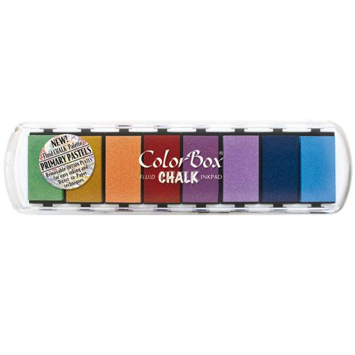 Kit 8 tintes colorbox secat rapid. Primary Pastels
