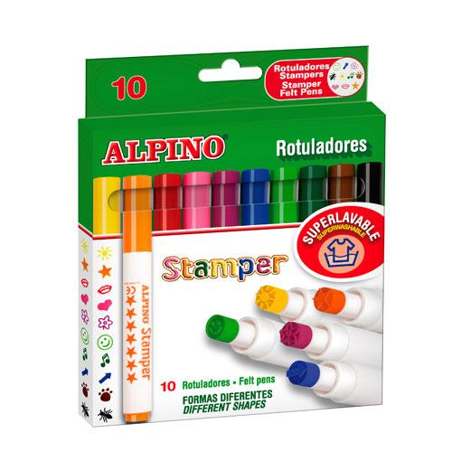 Case 10 markers Stamper
