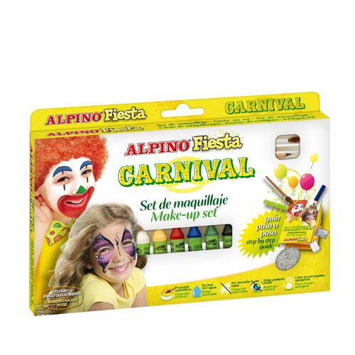 Kit maquillatge carnaval