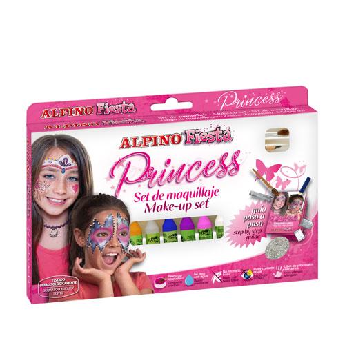Kit maquillaje princess