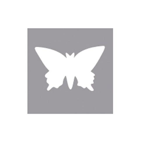 Troquel mariposa. 4 medidas
