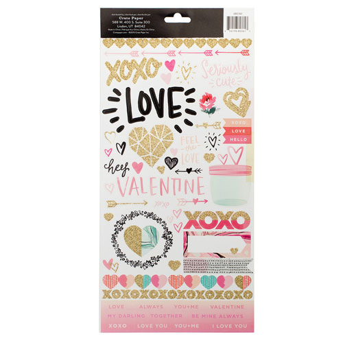 Stickers Hello Love