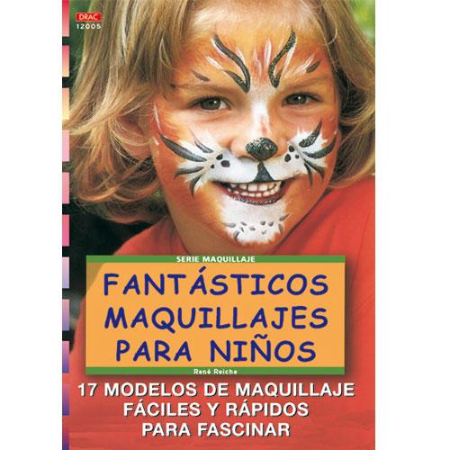 Revista fantásticos maquillajes para niños
