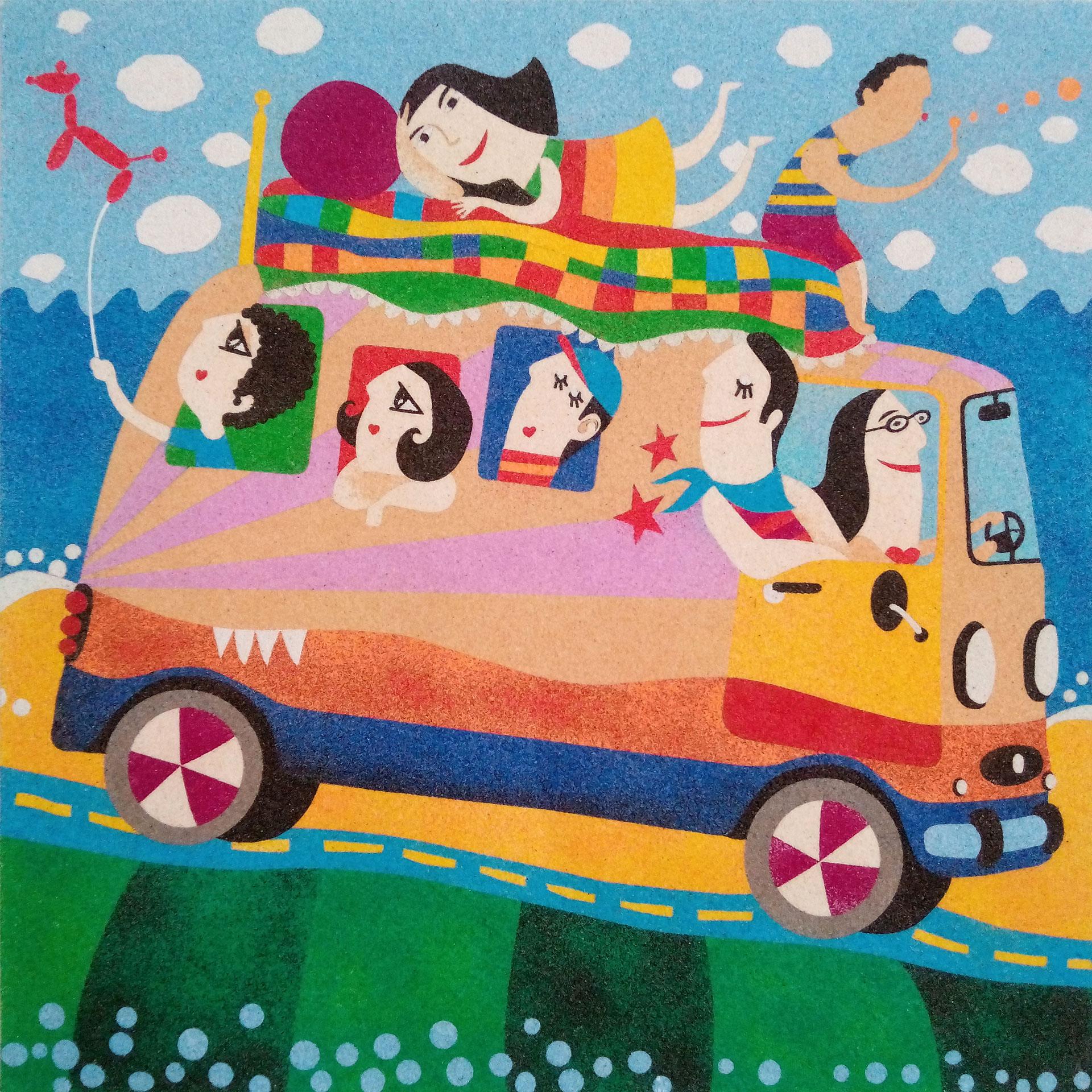 Excursión Bus de Leandro Lamas. 2 medidas disponibles