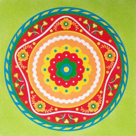 Mandala 11. 2 medidas