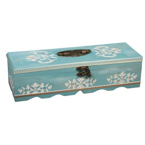 Caja madera 29x9,5x8cm