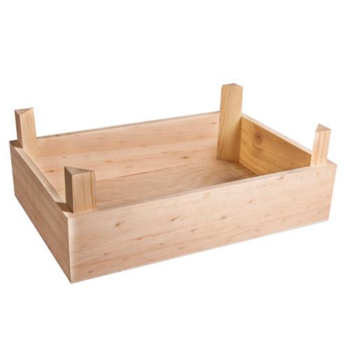 Caja madera 28x19x10 cm