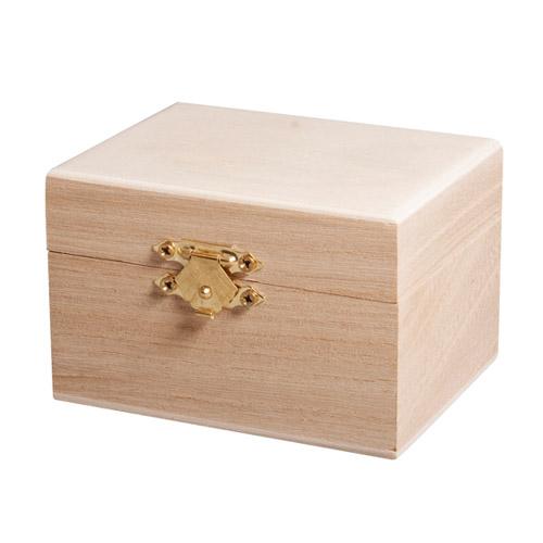 Caja madera 9x7x6cm