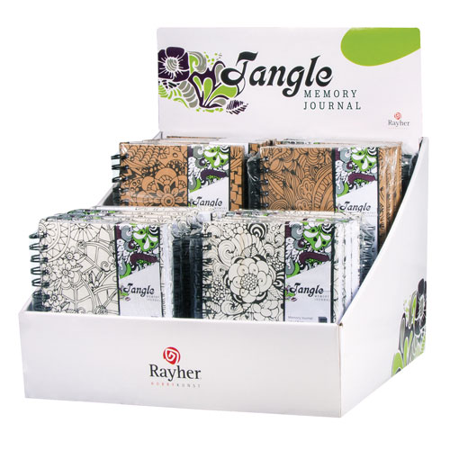 Expositor 32 Memory Journal Tangle