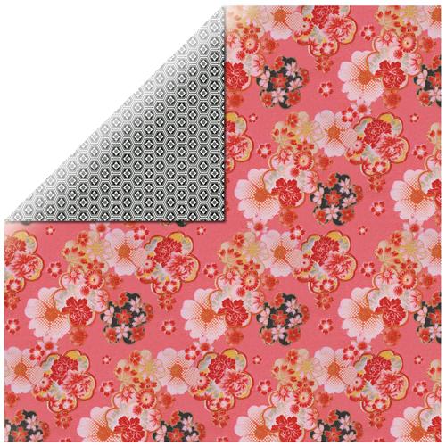 Papel doble cara 30,5 x 30,5 cm. Kireina