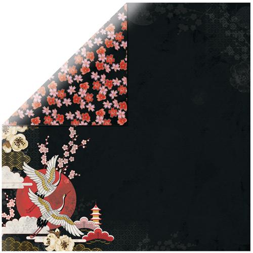 Papel doble cara 30,5 x 30,5 cm. Tsuki