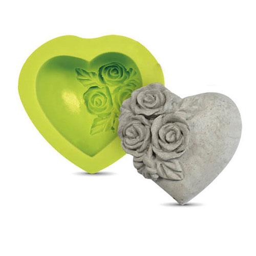 Patchy Corazon de rosas Ø 7,5 cm