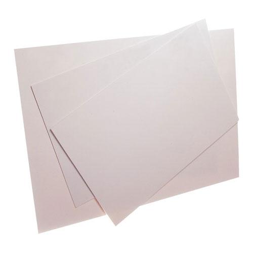 Cartón pluma adhesivo 5 mm. 4 medidas