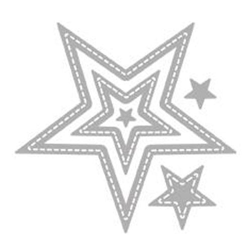 Troquel Estrella 7,2x7,2 cm