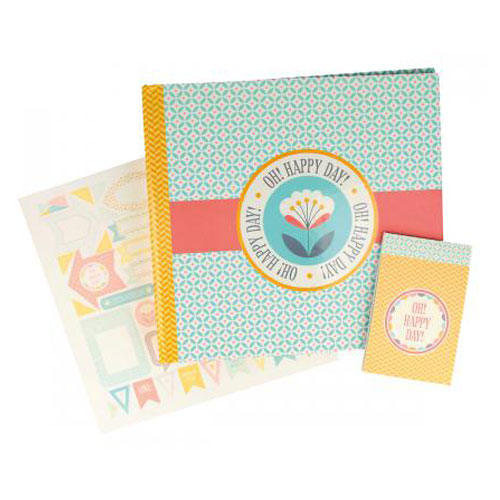 Kit Smasch Book Scandi Sweet. Artemio