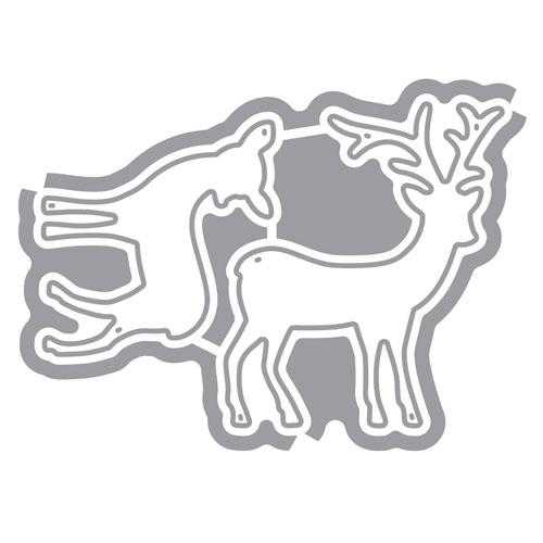 Troquel Ciervos