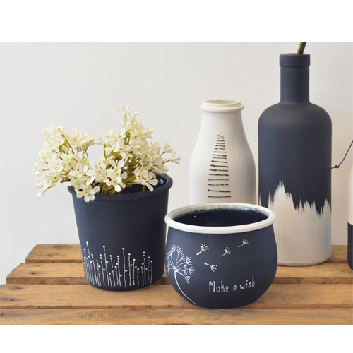 Black & White Viva Decor