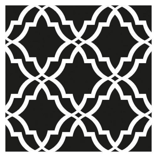 Stencil 30x30 cm Mosaico 3