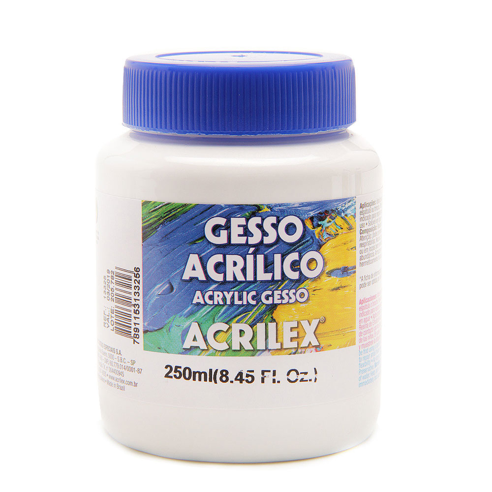 Gesso tapa poros 250 ml Acrilex