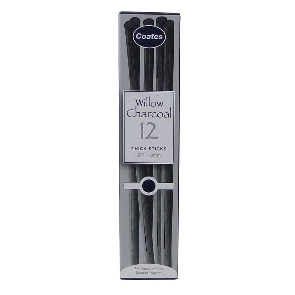 Carboncillo 12 unidades. 7-9 mm