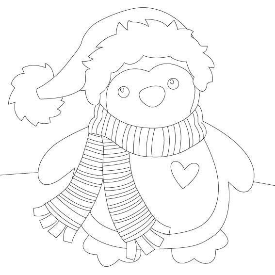 Pingünio. 20x20 cm Precortado