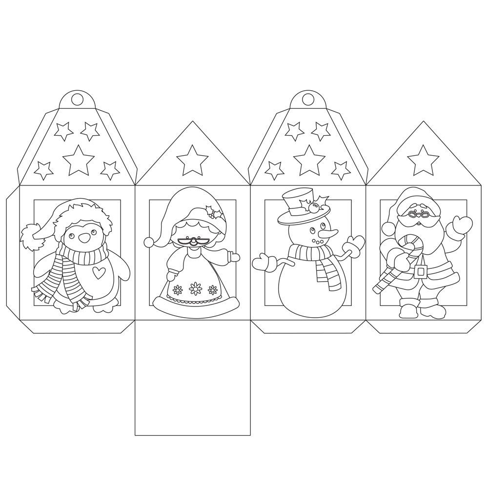 Farola Navidad