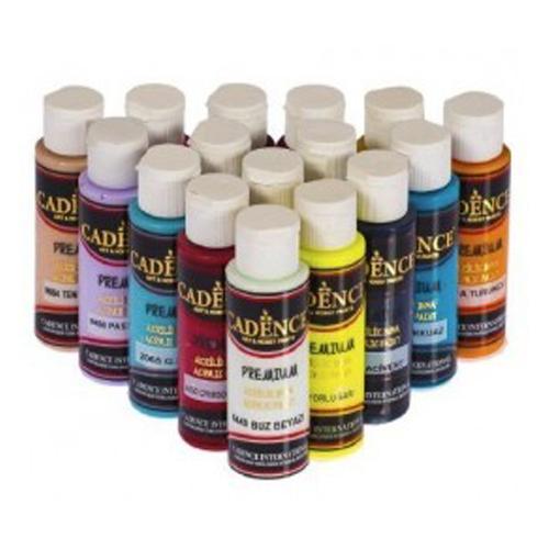 Pintura Premium Cadence 70ml. Gama 108 colores