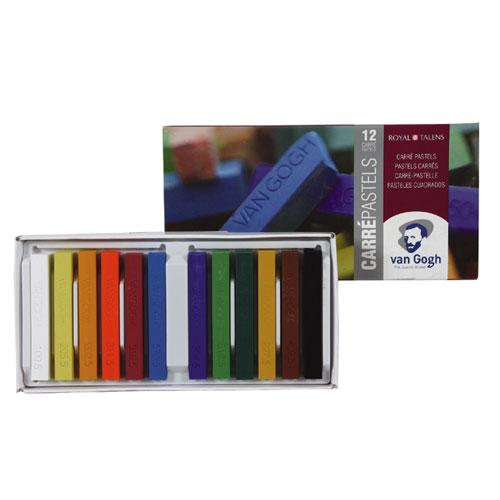 Set 12 barras pastel Seco Van Gogh